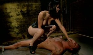Bobbi Starr dominating Beeg