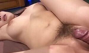 Japanese beauty wants her pussy fucked hard