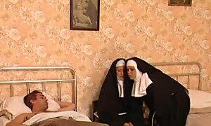 Italian Nuns Drilled