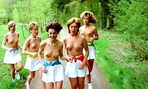Mariane AUBERT Evelyne LANG...NUDE (1983)