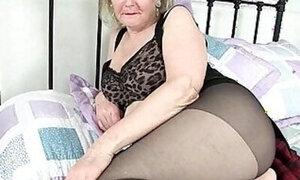 UK grandma demands a hardcore pounding here