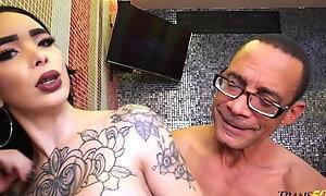 Big Booty Tranny Ass Banging
