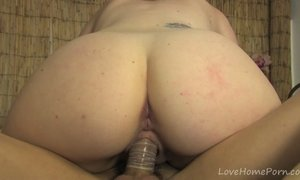 Petite Amateur Gets Spanked and Spread Wide Open AnalDin