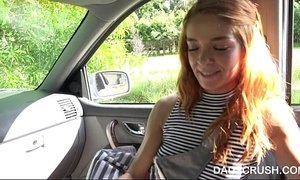 Dadscrush- Blowjob from my Daughter POV