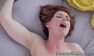 Redhead stepsis sucking xVideos