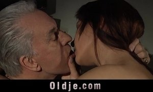 Young girls are riding old men like fuck machines xVideos