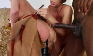 Brutal ass threesome with cowboy xVideos