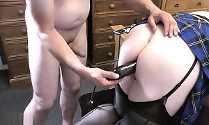 What a Dirty Bitch! I swallow an Anal Creampie Straight from my Big Ass! 4K