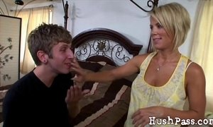 While Her Husband Is Away, Kayla's Asshole Cheats! xVideos