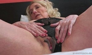 Horny Granny And Her Younger Lover xVideos
