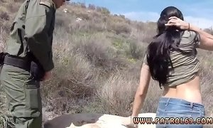 Fake cop outside Mexican officer prpopses Kimberly Gates easier way xVideos