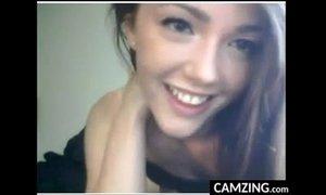 Pretty Brunette Cam Girl xVideos