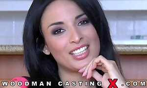 Well-Known French Cougar Comes To Gangbang Porn Casting