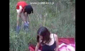 two polish girls picnic xVideos