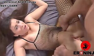 Too abnormal Anal Ecstasy Cindy Loarn