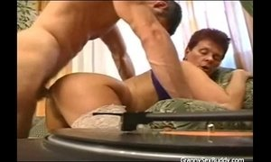 Hung Stud Nails Dirty Granny