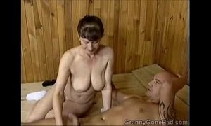 Grannys Naughty Blowjob xVideos
