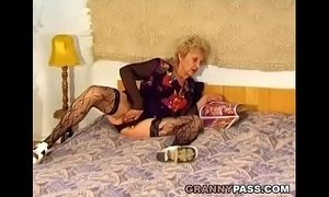 Hairy Granny Gets Pounded Hard By A Young Dick xVideos