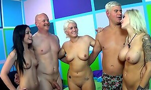 Group sex taken on a whole new level watch this to believe