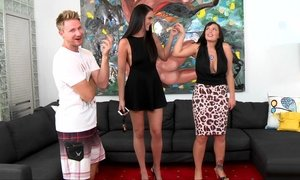 Instructed Bianca to fuck a friend Beeg