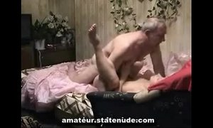 jeunette with Old Man xVideos