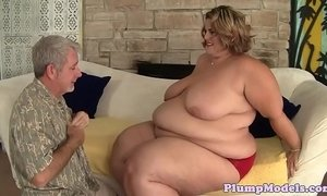Cocksucking ssbbw gets doggystyled xVideos