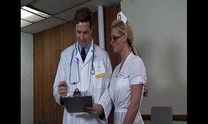 Horny nurse