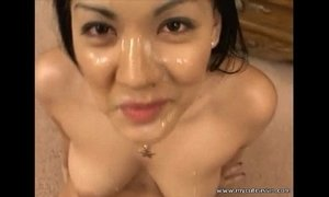 Hottest Asian ever gives amazing blowjob xVideos