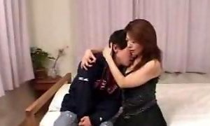 Japanes Mom And Boy 01 AhMe