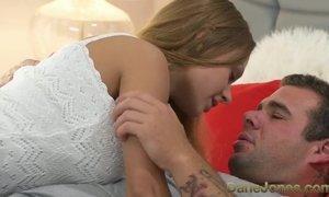 DaneJones Big boobs Russian teen loves her guys cock