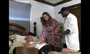 White Wifey Wants BBC Anal Sex xVideos