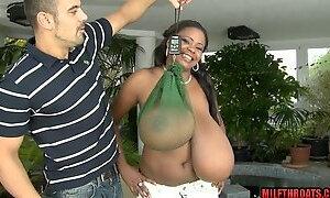 Big Latina Tits Fetish