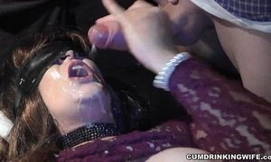 Slutwife gets 47 cumshots xVideos