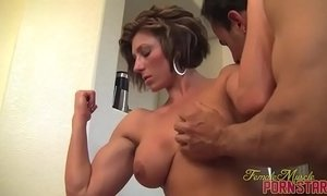 Female Bodybuilder Mistress Amazon Get Worshiped xVideos