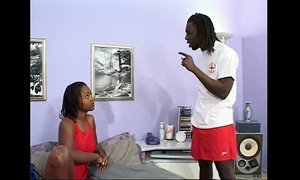 Chocolate Ebony Fucks Hard xVideos