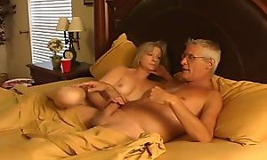 Hubby and Wife fuck their Baby Sitter YouPorn