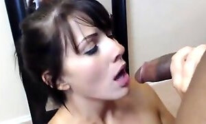 Live show cheating wife with her black bull fucked anal