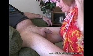 Blonde melanie on her blowjob session xVideos