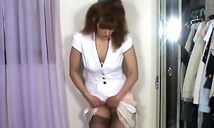 Crazy Homemade clip with Brunette, Stockings scenes