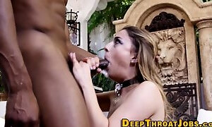 Babe Deep Throats Bbc