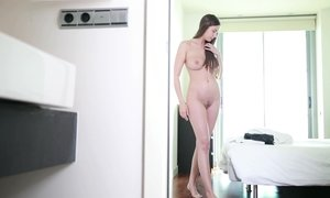 Clean Model Wakes for a Clean Shave before Pleasure Beeg