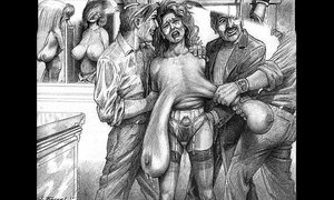 Evil Horror BDSM Artwork xVideos